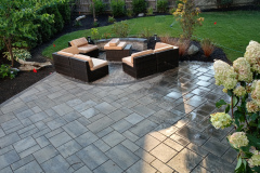 Out Door Patio Space Completed
