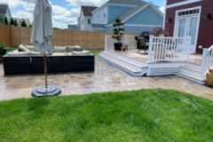 Expanded Patio